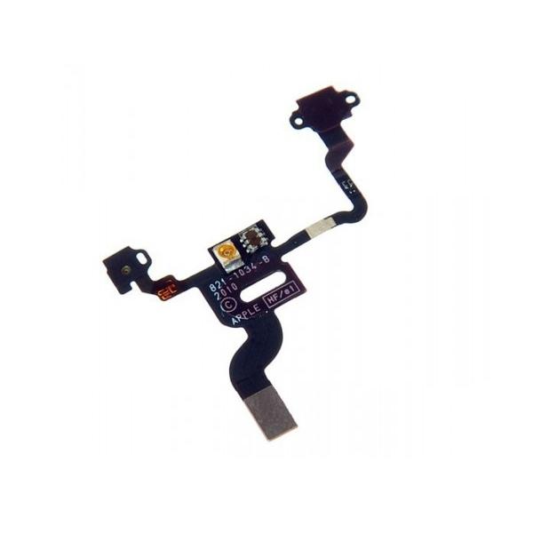 Nappe bouton Power + capteur de proximité pour IPHONE 4