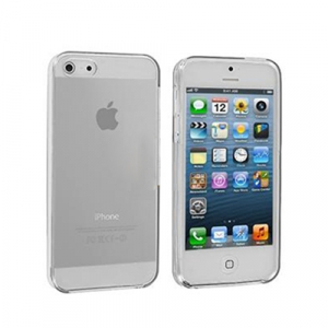 Coque Crystal TPU pour iPhone 5 / 5C / 5S - Blanc