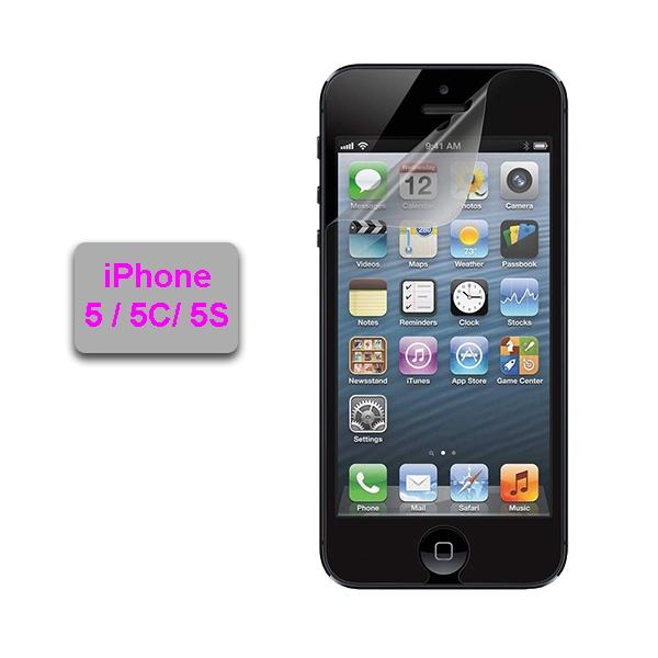 Film de protection pour iPhone 5 - 5C - 5S