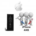Forfait Remplacement batterie IPHONE 4 / 5 / 6