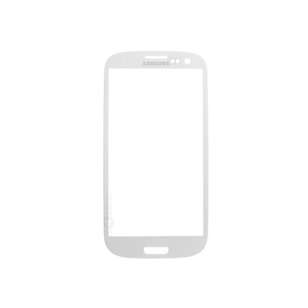 Vitre de remplacement SAMSUNG GALAXY S3 GT-I9300 - Blanc