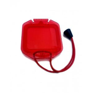 Filtre Occulus pour caisson étanche GoPro Hero 3 - Rouge