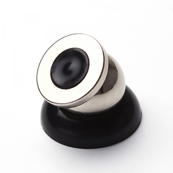 Support Voiture Universel Magnétique 360° - Noir