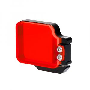 Filtre flip pour SJ4000 - Rouge