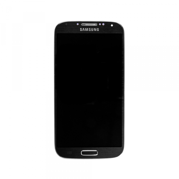 Vitre tactile + LCD - SAMSUNG GALAXY S4 GT-I9505 - Gris