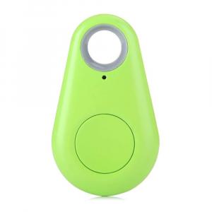 Traceur Anti-Perte iTAG - Alarme / Selfie - Bluetooth / GPS - Vert