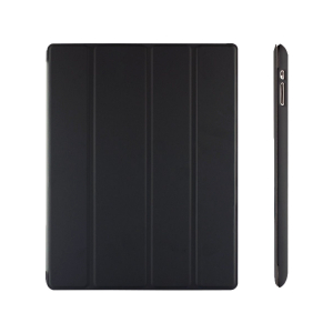 Cover Case pour APPLE IPAD 2 / 3 / 4 - Noir