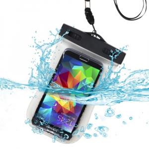 Pochette étanche pour smartphone - Transparente