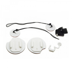 Support Surfboard - Blanc - Compatible GoPro & SJ4000