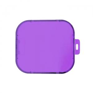 Filtre pour boitier étanche GoPro Hero 3 / SjCAM SJ4000 - Violet