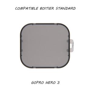 Filtre pour caisson standard GoPro Hero 3 - Gris