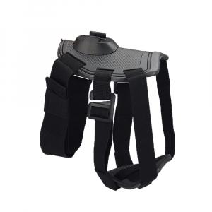 Support harnais pour chien - Compatible GOPRO / SJ4000