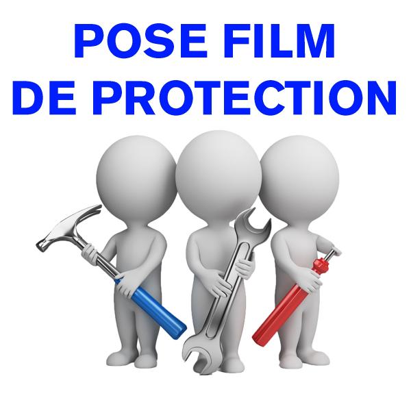 Forfait pose film de protection - Mobile