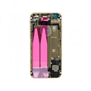 Châssis de remplacement pré assemblé pour IPHONE 6 - Or