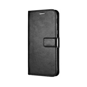 Etui Folio pour SAMSUNG Galaxy A5 2017 - Noir