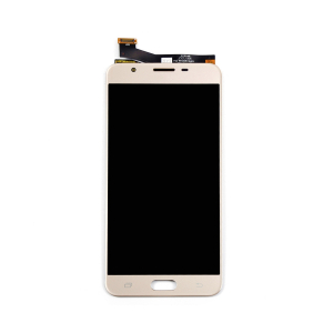 Vitre tactile + LCD - SAMSUNG GALAXY J7 Prime - SM-G610 - Or