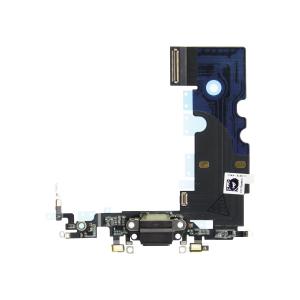Nappe connecteur de charge pour IPHONE 8 - Noir