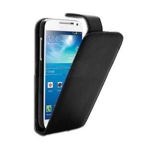Etui Flip Cover pour SAMSUNG GALAXY S4 noir