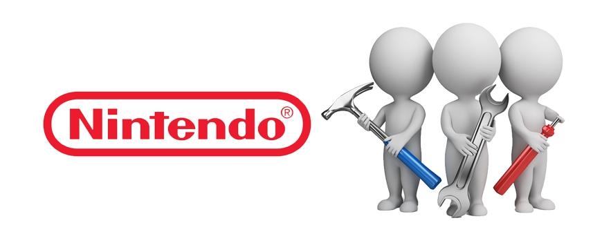 Pièces Nintendo