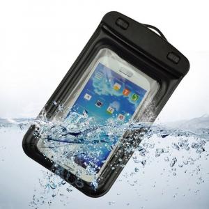 Pochette étanche pour smartphone - Noire