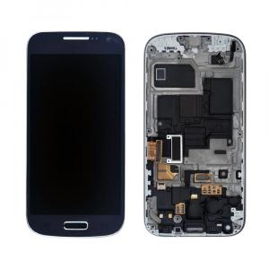 Vitre tactile + LCD - SAMSUNG GALAXY S4 Mini GT-I9190 - Gris