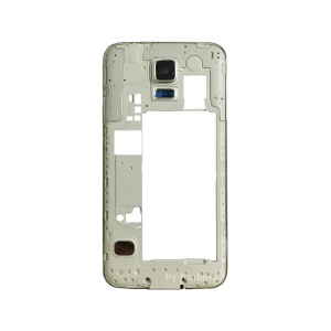 Chassis - SAMSUNG GALAXY S5 - G900 - Argent