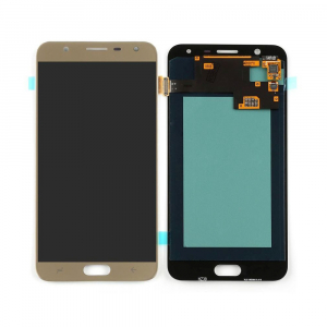 Vitre tactile + LCD - SAMSUNG GALAXY J7 Duo - J720 - Bleu