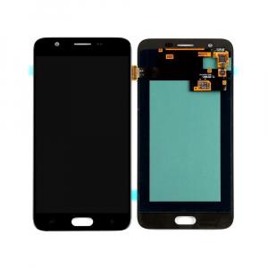 Vitre tactile + LCD - SAMSUNG GALAXY J7 Duo - J720 - Noir