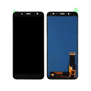 Vitre tactile + LCD - SAMSUNG GALAXY J6 - SM-J600 - Noir