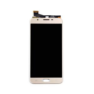 Vitre tactile + LCD - SAMSUNG GALAXY J7 Prime - SM-G610 - Or