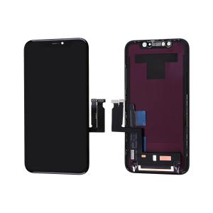 Vitre tactile + LCD pour IPHONE XR - Noir