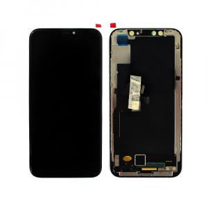 Vitre tactile + OLED pour IPHONE X - Noir