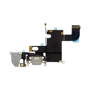 Nappe connecteur de charge pour IPHONE 6 - Gris