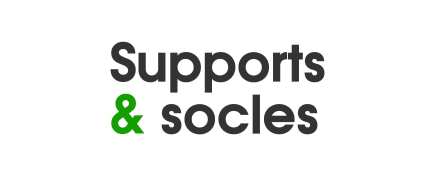 Supports & Socles